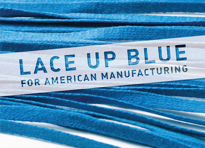 The Bluelace Project aims to give American manufacturing its own Yellow Ribbon.