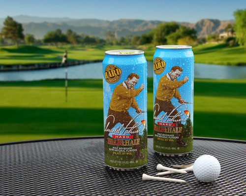 Hornell Brewing Company Introduces Arnold Palmer Hard