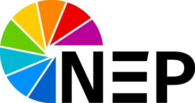 NEP Broadcasting Logo