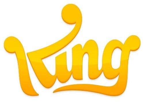King Logo (PRNewsFoto/King Digital Entertainment plc)