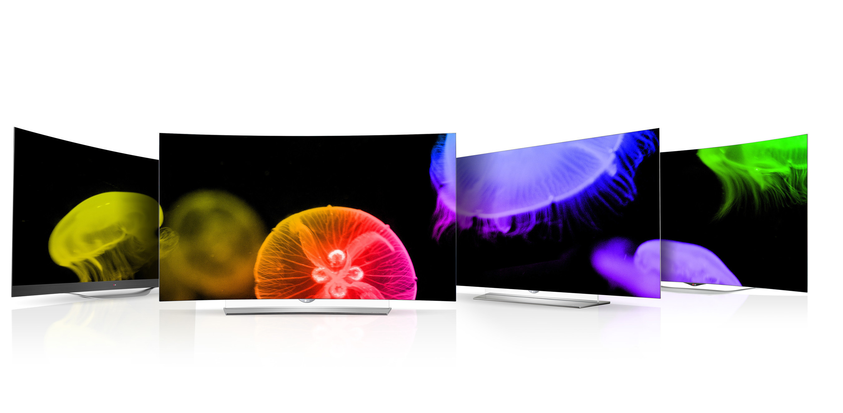 LG Electronics USA today announced pricing and availability for the latest addition to its OLED family of televisions - the EF9500 flat OLED 4K TV series - scheduled to begin arriving at retailers nationwide in September. With its retail launch, LG now offers OLED TVs in 55-, 65-, and 77-inch class sizes, both curved and flat configurations, and 1080p and 4K resolutions.