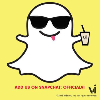 Overwhelming Response To Vi Crunch(TM) Launch Crashes Snapchat.  (PRNewsFoto/ViSalus)