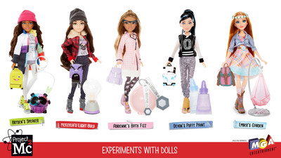 The Project Mc2 Experiments with Doll Sets are finalists for the 2017 Toy of the Year Awards in the Doll of the Year category.  Project Mc2 is on an important mission to help advance girls in the areas of S.T.E.A.M. (Science, Technology, Engineering, Art and Math).