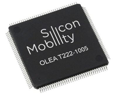 OLEA T222 (PRNewsFoto/Silicon Mobility)