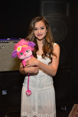 Megan Nicole guest stars in voiceover role and records new original song for Season 2 of a Netflix Original Series, Popples.