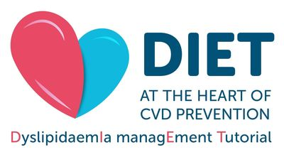 DIET at the Heart of CVD Prevention logo (PRNewsFoto/DIET at Heart of CVD Prevention)