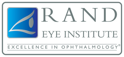 Rand Eye Institute-30 Year Tradition of Excellence in Ophthalmology.  (PRNewsFoto/Rand Eye Institute)