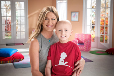 JENNIFER ANISTON, SOFIA VERGARA, MICHAEL STRAHAN, JIMMY KIMMEL, LUIS FONSI JOIN MARLO THOMAS FOR 13TH ANNUAL ST. JUDE THANKS AND GIVING(R) CAMPAIGN.