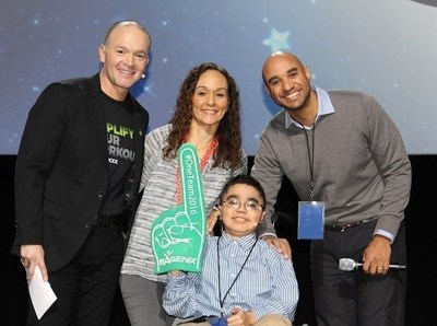Isagenix International celebrates 2016 by raising $100,000 for Make-A-Wish.