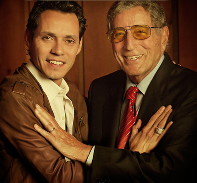 """""""TONY BENNETT: VIVA DUETS"""" To Be Released Worldwide On October 23rd On Columbia Records"""