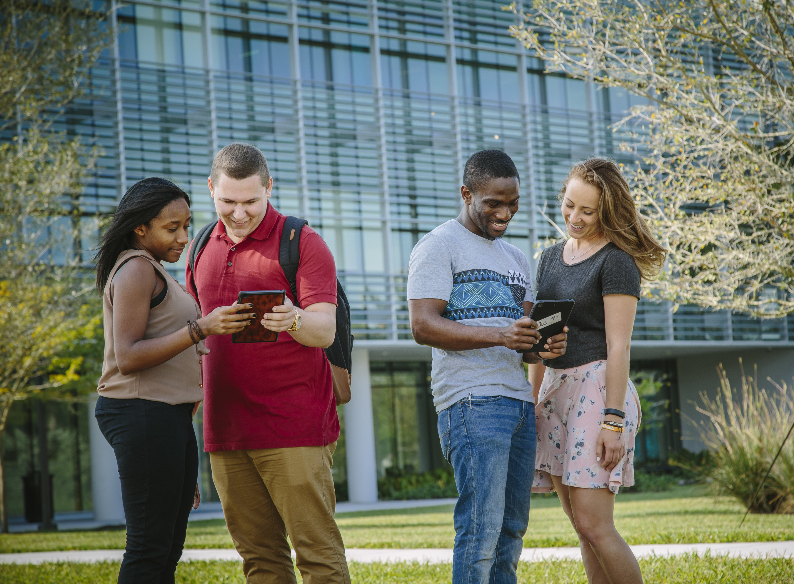 """Lynn University in Boca Raton, Florida was ranked by U.S. News & World Report as one of the top 25 Most Innovative Colleges among National Universities. Lynn also was recognized in """"Best National Universities,"""" """"Most International Universities"""" and """"Best Online Programs"""" lists."""