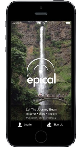 epical app (PRNewsFoto/epical)