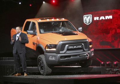 New 2017 Ram Power Wagon  The Ultimate Offroad Truck Benefits