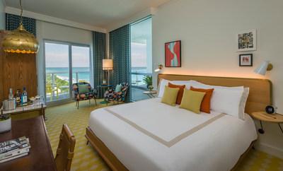 Guestroom at Thompson Miami Beach