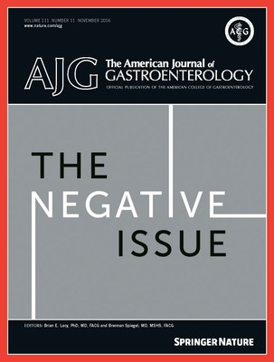 """""""The Negative Issue"""" of The American Journal of Gastroenterology"""