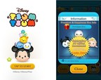 "LINE: Disney Tsum Tsum is a puzzle game that features the popular ""Tsum Tsum"" series of stuffed toys designed after popular Disney characters."