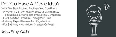 Start Pitching Package