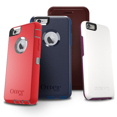 OtterBox cases for iPhone 6s are available now.