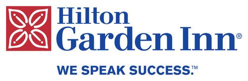 Hilton Garden Inn Logo.  (PRNewsFoto/Hilton Garden Inn)