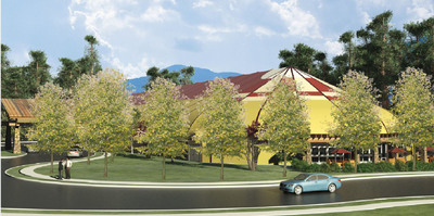 The NEW Running Creek Casino in Upper Lake, California Opens May 25.  (PRNewsFoto/Running Creek Casino)