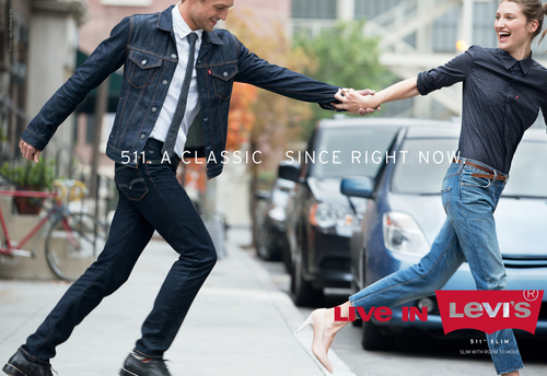 "The Levi's® Brand Launches ""Live In Levi's®""– A New, Global Campaign Inspired By Millions Of ..."
