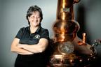 Distiller Pamela Heilmann joins Michter's Distillery. (PRNewsFoto/Michter's Distillery, LLC) (PRNewsFoto/MICHTER'S DISTILLERY, LLC)