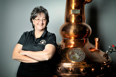 Distiller Pamela Heilmann joins Michter's Distillery.  (PRNewsFoto/Michter's Distillery, LLC)
