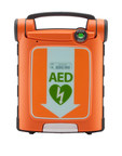 The Powerheart G5 AED is the first FDA-approved AED to combine fully automatic shock delivery, fast shock times, and dual-language functionality to fight the leading cause of death in the United States: sudden cardiac arrest.