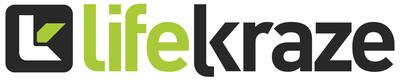 LifeKraze logo.  (PRNewsFoto/LifeKraze)