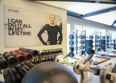Life Time debuts in Manhattan with opening of Life Time Athletic at Sky