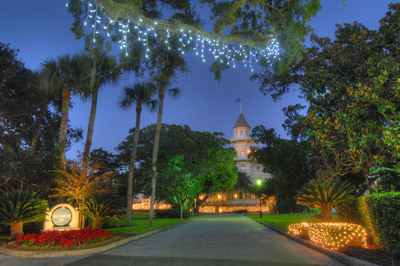 Celebrate with the Jekyll Island Club Hotel!  (PRNewsFoto/Jekyll Island Club Hotel)