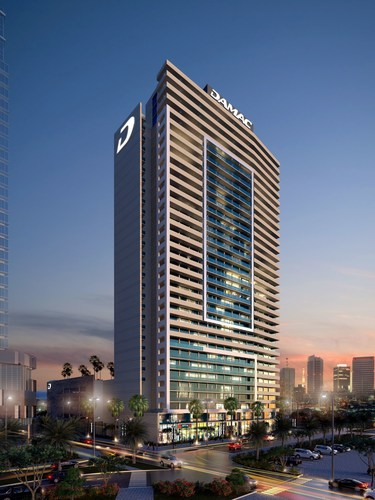 Tower 108 from DAMAC Properties (PRNewsFoto/DAMAC Properties)