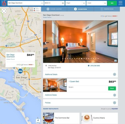 The new motel6.com features new high-resolution photography for over 500 properties.