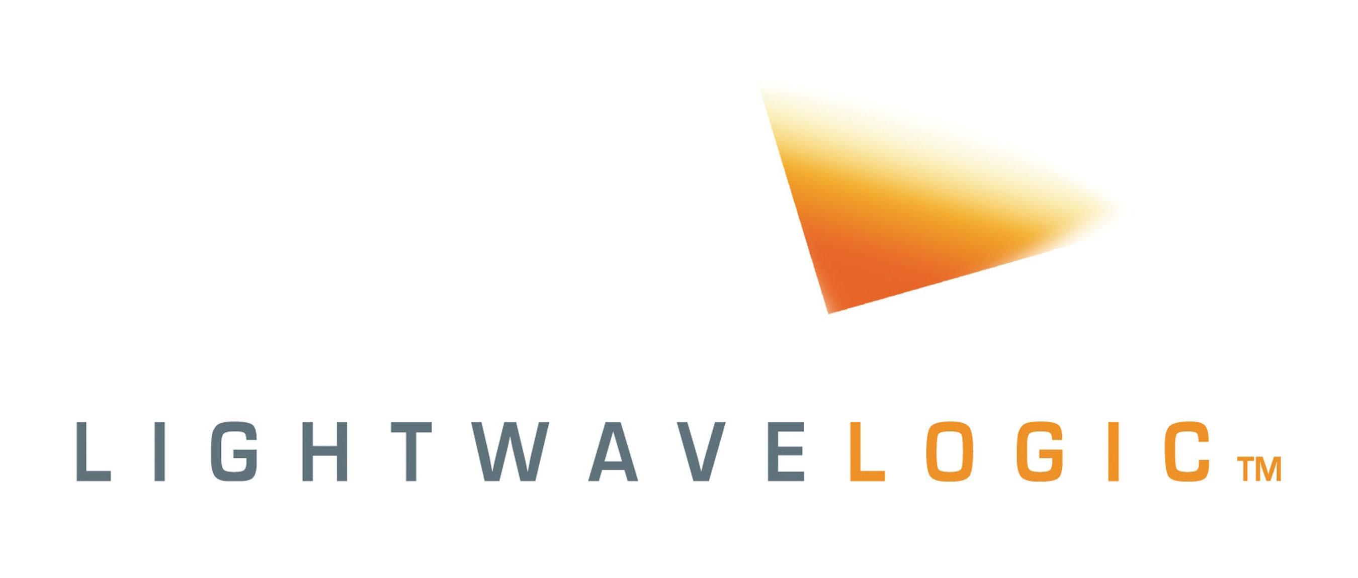 Lightwave Logic Logo.