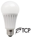 TCP's Elite High Output 75 and 100-watt replacement LED A-Lamps offer 25,000 hours of life, high light output, and are ENERGY STAR(R) rated.