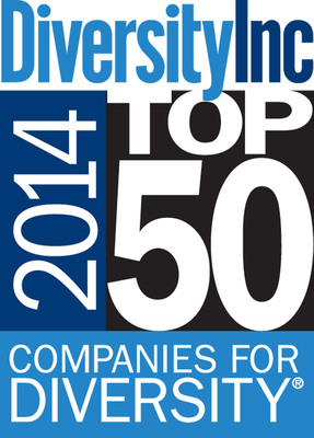 DiversityInc Top 50 Companies for Diversity for 2014