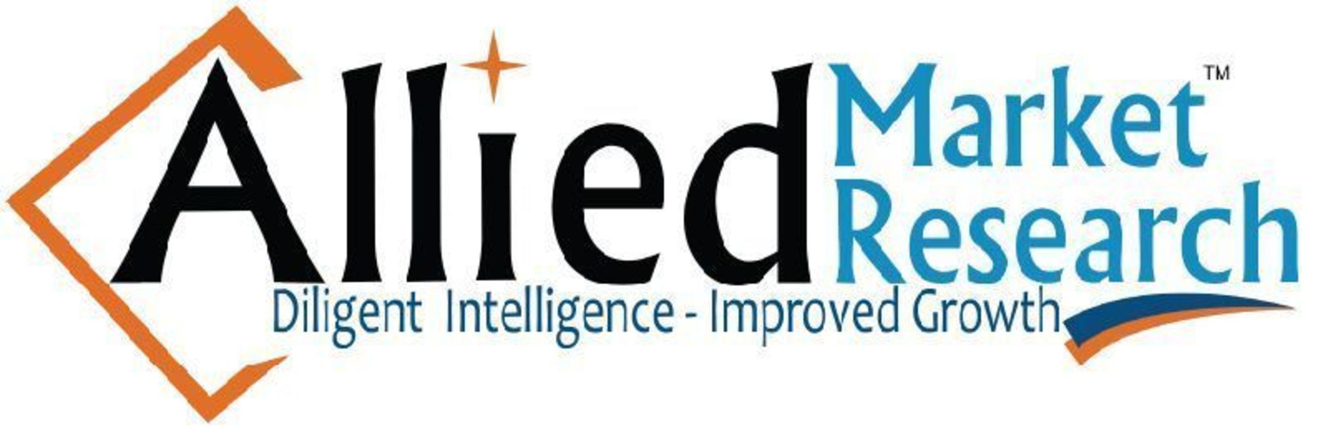 Allied Market Research Logo (PRNewsFoto/ALLIED MARKET RESEARCH)