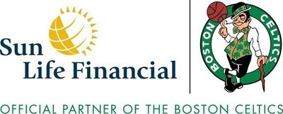 Sun Life and Boston Celtics logo