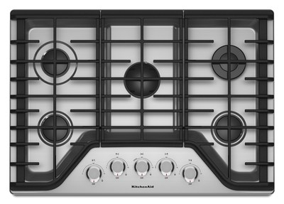 KitchenAid Gas Cooktop (PRNewsFoto/KitchenAid)