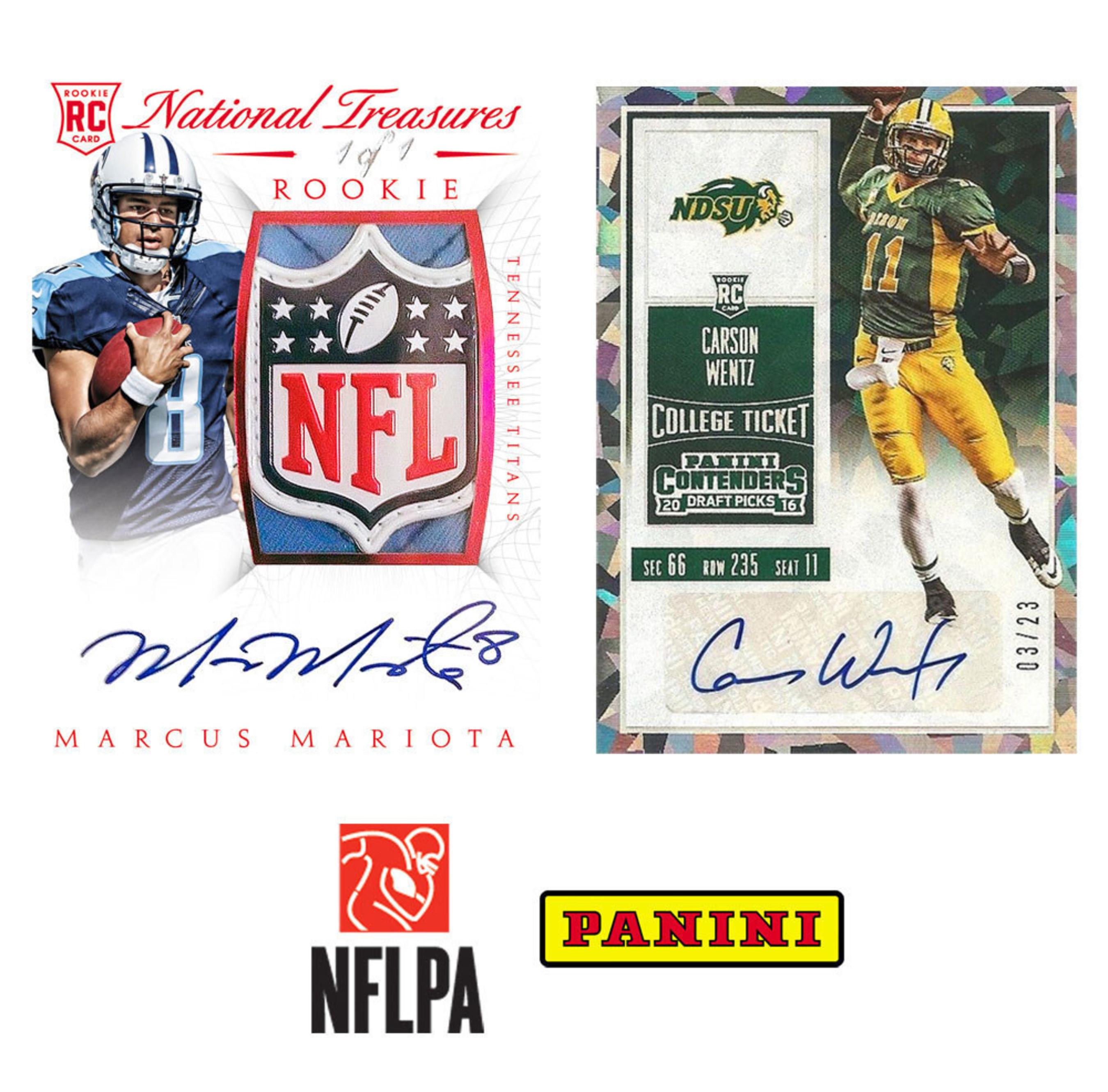Panini America, NFL Players Inc., Unveil Inaugural Edition Of NFLPA Panini Trading Card Index