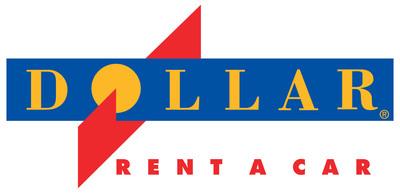 Dollar Rent A Car logo. (PRNewsFoto)