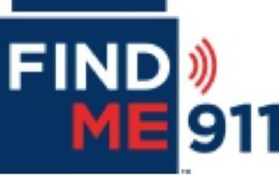 Find Me 911 logo (PRNewsFoto/Find Me 911)