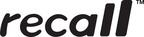 Recall logo. (PRNewsFoto/Recall)
