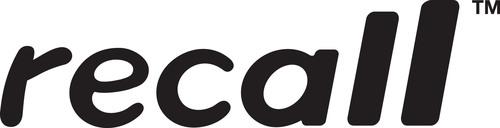 Recall logo. (PRNewsFoto/Recall) (PRNewsFoto/RECALL)
