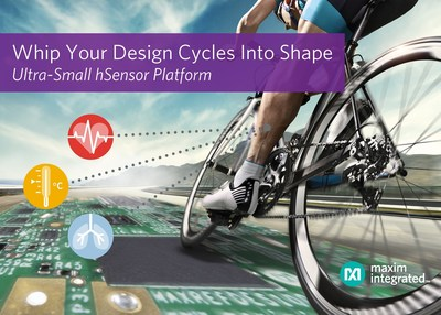 Maxim Integrated's hSensor Platform for Wearable Health and Fitness Applications