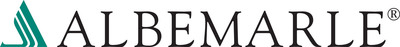 Albemarle Corp. Logo.