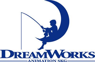 DreamWorks logo.  (PRNewsFoto/Netflix, Inc.)