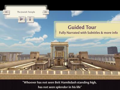 The Jewish Temple guided tour.  (PRNewsFoto/Jerusalem.com)