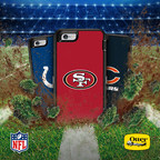 OtterBox, the No.1-most trusted brand for smartphone protection, announces Defender Series cases featuring all 32 NFL team logos are available now.