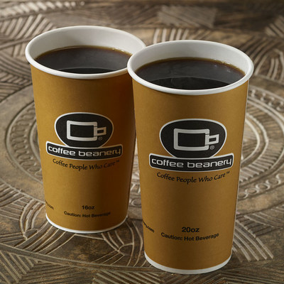 Coffee Beanery is offering any size coffee for $1 all day on September 29th in celebration of National Coffee Day